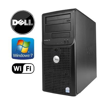 Dell Poweredge T100 Server - Intel Xeon 3.16GHz Dual Core - 8GB DDR2 RAM - *NEW* 1TB HDD - WiFi - DVD/CD-RW - Windows 7 Pro 64-Bit (Prepared by Re-Circuit)