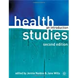 Health Studies: An Introductionby Jennie Naidoo