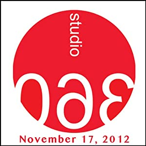 Studio 360: 11-17-2012 Radio/TV Program