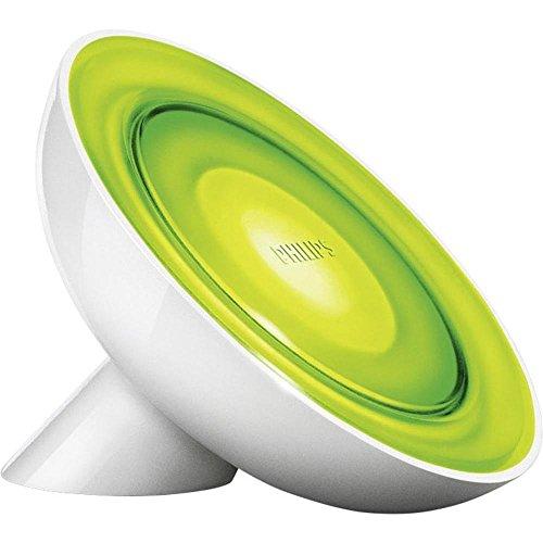 Philips Friends of Hue LivingColors Bloom Lampada da Tavolo, Kit Estensione, Alluminio, Bianco