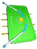 Hockey A140E Juego de Mesas de 5en1 con otros juegos de deportes como el fútbol americano de baloncesto Campo de Billar