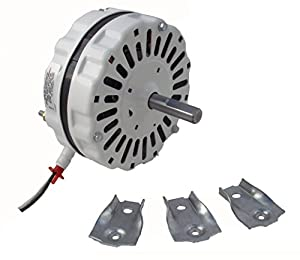 Lomanco Power Vent Attic Fan Motor 1/10hp 1100 RPM 115 Volts # F0510B2497 from Lomanco