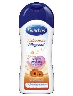Bubchen Bübchen Calendula Pflegebad Care Bath 250ml / 8.45 fl. oz - 1
