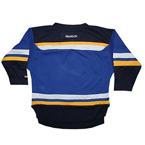 NHL St Louis Blues Toddler Hockey Jersey Sweater 2 4T