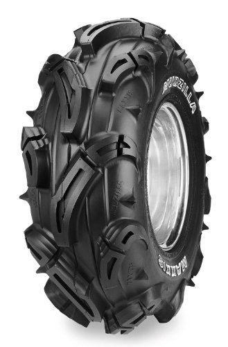 Maxxis M966 Mudzilla Tire - Front Rear - 27x9x12 - Tire Size 27x9x12 - Position Front Rear - Rim Size 12 - Tire Ply 6 - Tire Type ATV UTV - Tire Construction Radial - Tire Application Mud Snow TM16677300