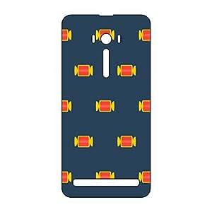 RG Back Cover For Asus Zenfone Selfie