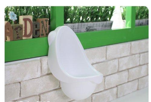 トイレトレーニング 男の子用  おまる (ホワイト)