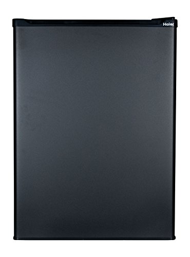 Haier HC27SF22RB 2.7 Cubic Feet Refrigerator/Freezer, Black (Small Refrigerator With Freezer compare prices)