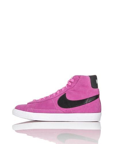 Nike Sneakers Blazer Mid Vintage (Gs) [Rosso/Rosa/Oro]
