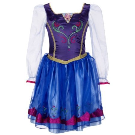 Disney Frozen Enchanting Dress - Anna - 1