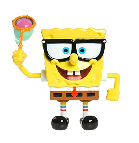 Spongebob Jellyfishing Action Figure - 1