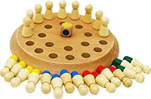 Toys of Wood Oxford Wooden Memory Game - Wooden Board Game