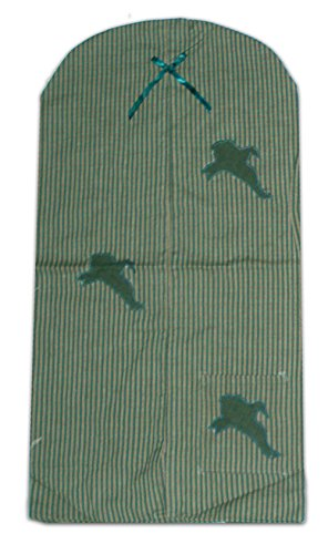 Patch Magic 12-Inch by 23-Inch Mallard Diaper Stacker