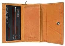 Ladies genuine leather wallet style - mw5575cf