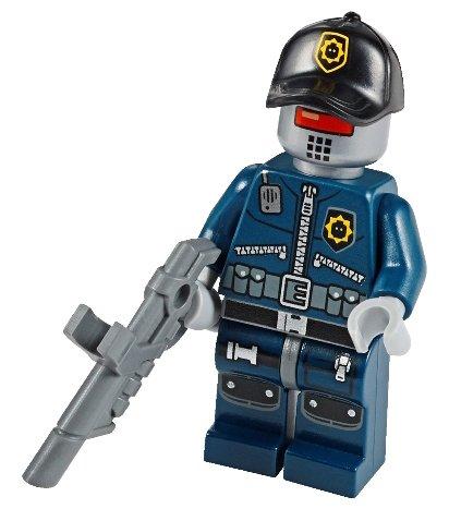 LEGO The Movie LOOSE Mini Figure Robo SWAT