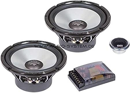 AUDIO SYSTEM HX 165-4
