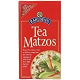 RAKUSEN TEA MATZOS 150GM
