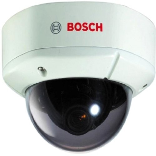 Bosch VDC-240V03-2 Analog camera - dome - outdoor - vandal / weatherproof - color - 768 x 494 - auto