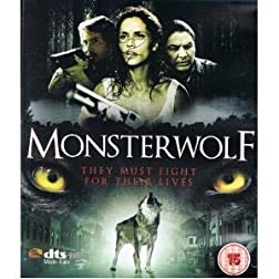 Monsterwolf [Blu-ray]