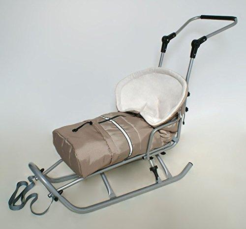 Babyfusssack-Chancelire-pour-Luge-Poussette-graphite