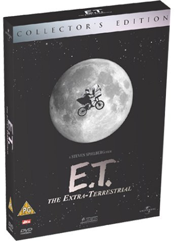 E.T. The Extra-Terrestrial (Collector's Edition) [DVD] [1982] by Henry Thomas
