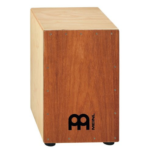 Meinl Percussion Hcaj5Mh-M Headliner Series Mahogany Wood String Cajon, Jumbo Bass