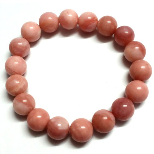 Opal MOAH Pink Opal Bracelet For Women, B1150 (Multicolor)