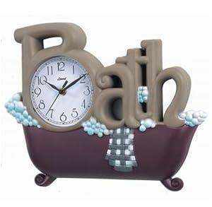 Bathroom clock uk