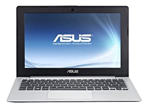 Asus F201E-KX063H 29,5cm (11,6 Zoll) Netbook (Intel Celeron 847, 1,1 GHz, 2 GB RAM, 320 GB HDD, Intel HD, Win 8) blau