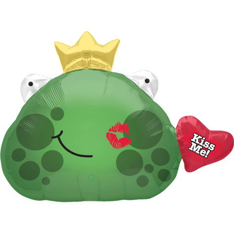 Kiss Me Frog Prince Mini Shape