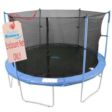 Upper-Bounce-15-Round-Trampoline-Net-Using-6-Poles-or-3-Arches