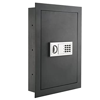 Paragon 7725 Flat Superior Electronic Hidden Wall Safe For