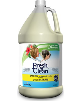 Fresh 'n Clean Oatmeal 'N Baking Soda Dog Shampoo, 64 fl. oz. (Baking Soda Dog Shampoo compare prices)