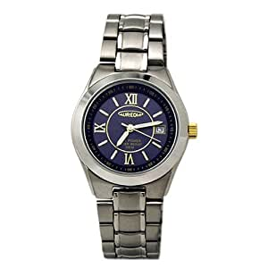 Amazon.com: AUREOLE watch Big Date SW-416M-1 Men's: Watches