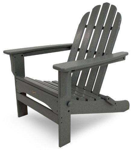 Where to Trex Outdoor Furniture Cape Cod Folding Adirondack Chair Steppin