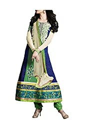 Great Multy Color Susmita Sen Anarkali Suit