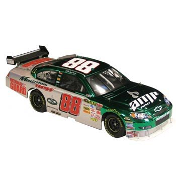 Dale Earnhardt Jr #88 Amp Energy /Mt. Dew Mesma Color Chrome 1/24 2008 Impala Ss