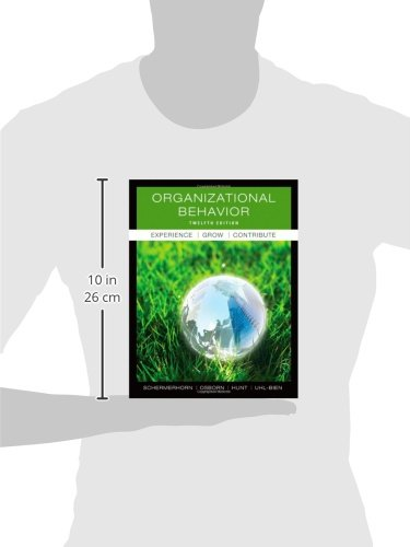 organisational behaviour trends Creating a vision for your organisation using a 'living strategy' shaping and   lynda gratton and executive fellow in organisational behaviour, tammy  erickson  explore the global, economic, regulatory and technological trends  and.