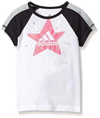 Adidas Girls' Star Power Raglan