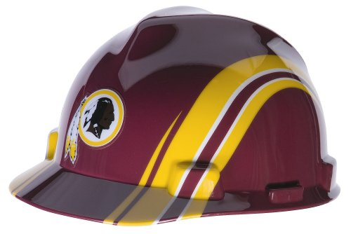 b94f936a5 MSA Safety 10098095 NFL Washington Redskins V-Gard Hard Hat | safety ...