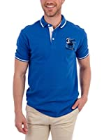 BLUE COAST YACHTING Polo (Azul Royal)