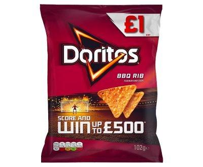 walkers-potato-crisps-doritos-bbq-rib-102g