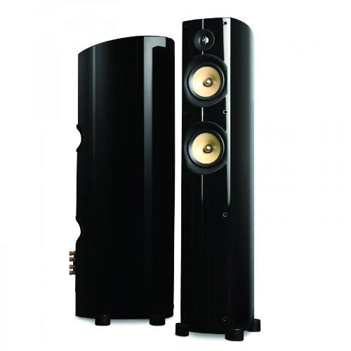PSB Imagine T Floorstanding Speaker - Gloss Black (Single Speaker)
