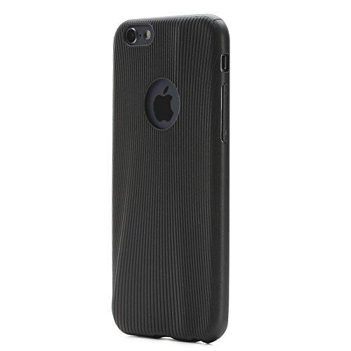 """ROCK """"Melody"""" iPhone 6 (4.7"""") Involucro protettivo, Borsa ,Involucro, Cassa del telefono mobile per iPhone 6 Copertina posteriore - nero"""