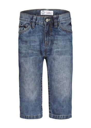 s.Oliver Jungen Jeans 61.405.72.2321, Einfarbig, Gr. 176 (Herstellergröße: 176/REG), Blau