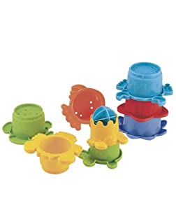 Early Learning Centre - Bath Stacking Cups