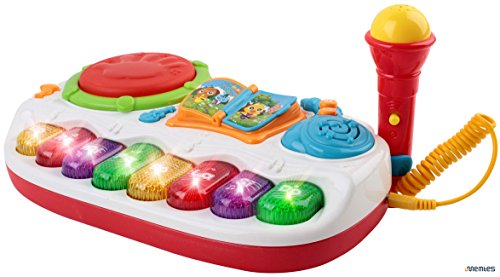 Memtes-Baby-Piano-Drum-Toy-with-Microphone-with-Lights-and-Various-Music-Tunes