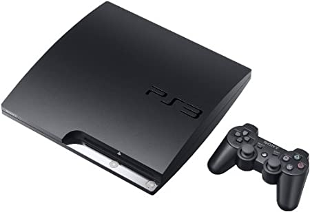 SONY PlayStation 3 HDD 160GB Console - Charcoal Black (Japan Model)