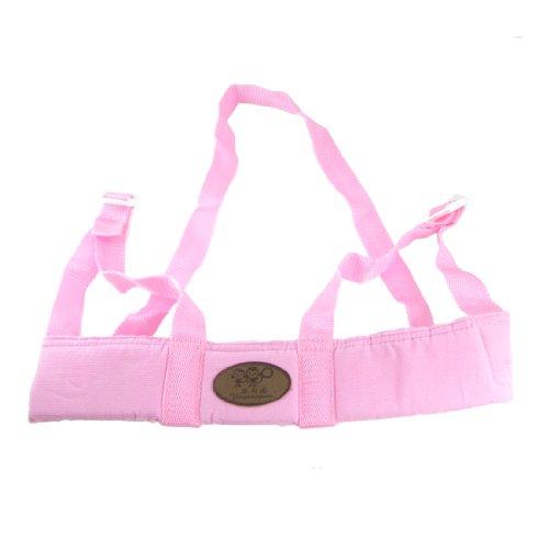 Rosallini Toddler Baby Safety Harness Adjustable Belt Walking Assistant Pink