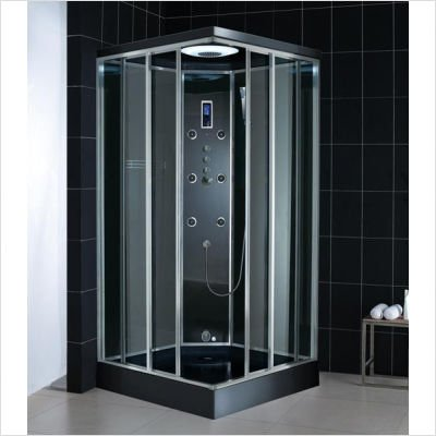 DreamLine SHJC-6140405-01 Reflection Steam Shower, Chrome